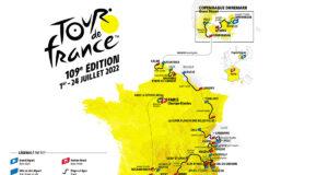 Tour de Francia 2022 - Recorrido